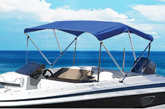Boat Bimini Top & Sunbrella Boat Bimini Tops | National Bimini Tops