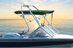 Ski Tower Bimini Top