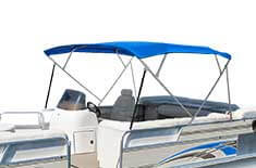 Sunbrella Boat Bimini Tops | National Bimini Tops