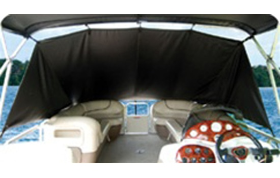 Alternate View  sc 1 st  National Bimini Tops & Shades u0026 Accessories Pontoon Playpen Shade