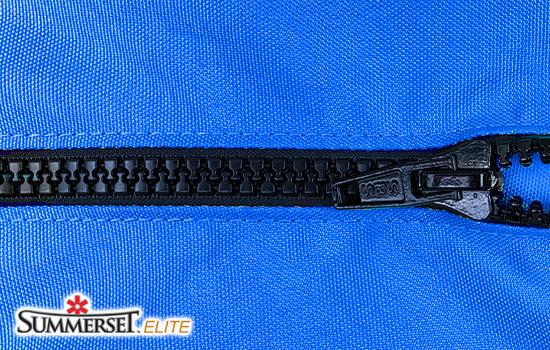 Bimini Boots zipper
