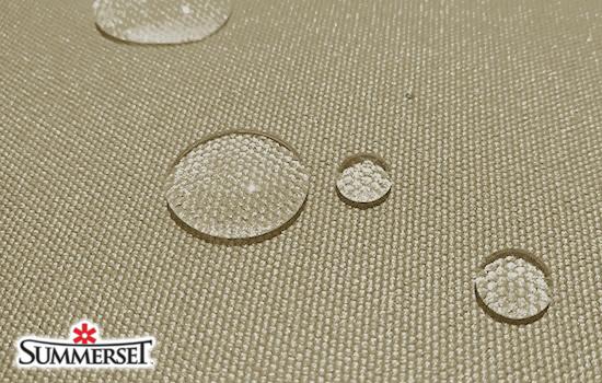 Waterproof marine grade fabric