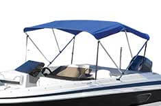 3 BowBoat Bimini Top