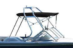 Wake / Ski TowerBimini Top