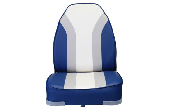Wake_High_Back_Replacement_Boat_Seats_Front